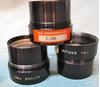 Picture of Barlow Adaptors for Navitar Lenses: 1.16x