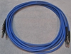 Picture of ADC 6', Blue TT (Bantam) Nickel Patch Cable