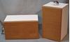 Image de Philips AD5061M4 cabinets, White w Tan grille
