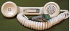 Picture of Clearcom HS-6, PTT handset for KB-111A