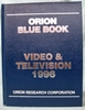 Picture of Orion Blue Book: 1995 Video & Television