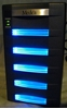 Picture of Medéa 5 disk Raid Array, Model 5/320 RTR