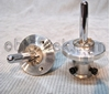 Afbeeldingen van Otari MX5050 Reel Spindle assembly: #KW0E038, KW0B017 1 each.